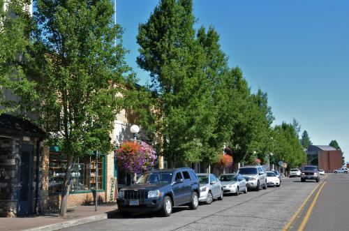Oregon Mainstreet History